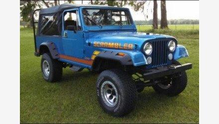 1983 Jeep Scrambler for sale 101012030