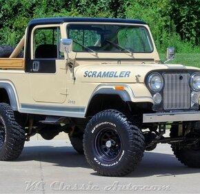 1983 Jeep Scrambler for sale 101191101