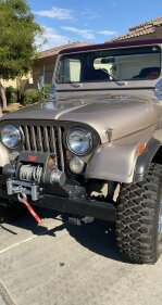 1983 Jeep Scrambler for sale 101356409