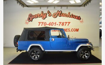 1983 Jeep Scrambler for sale 101386881