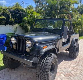 1983 Jeep Scrambler for sale 101482385