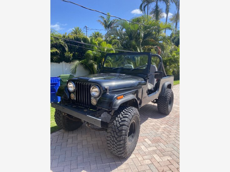 1983 Jeep Scrambler for sale 101482385
