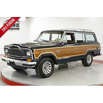 1983 Jeep Wagoneer for sale 101226276