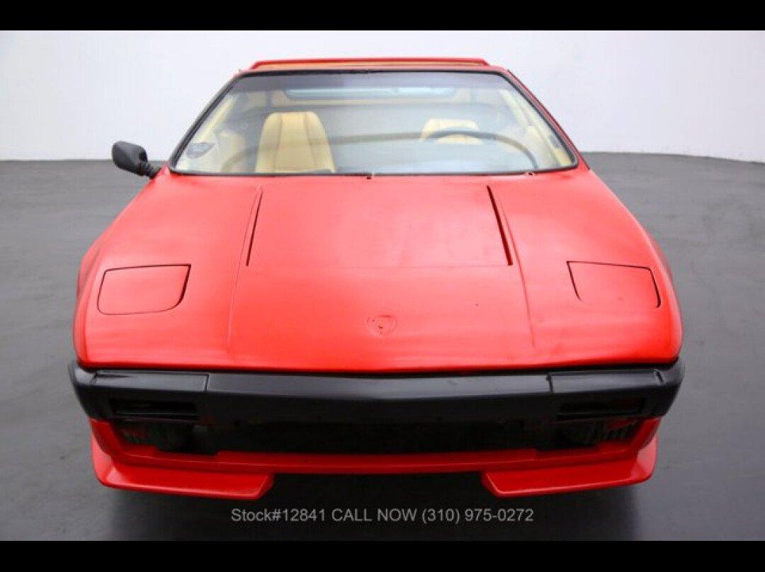 1983 Lamborghini Jalpa