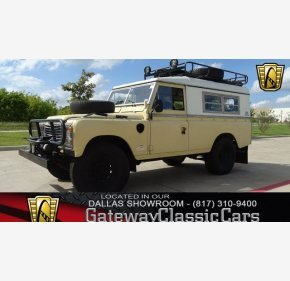 1983 Land Rover Defender for sale 101040948
