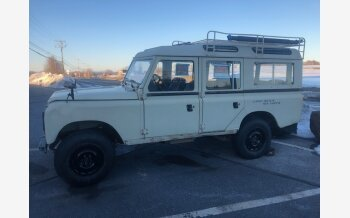 1983 Land Rover Defender 110 for sale 101461942