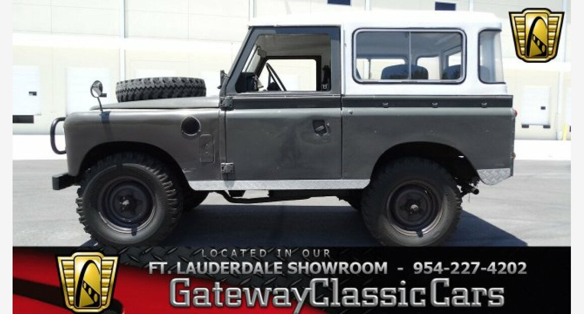 1983 Land Rover Series III for sale 100980595