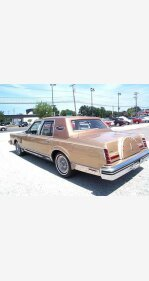 1983 Lincoln Continental for sale 101185541