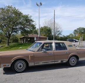 1983 Lincoln Mark VI for sale 100956396