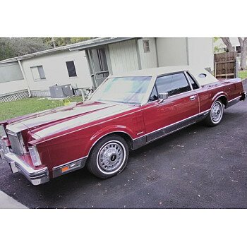 1983 Lincoln Mark VI for sale 101234499