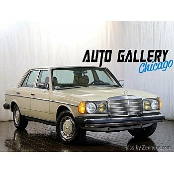 1983 Mercedes-Benz 240D for sale 101113883