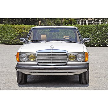 1983 Mercedes-Benz 300D Turbo for sale 101601749