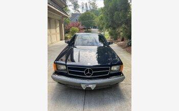 1983 Mercedes-Benz 380SEC for sale 101524546