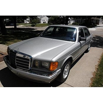 1983 Mercedes-Benz 380SEL for sale 100911137