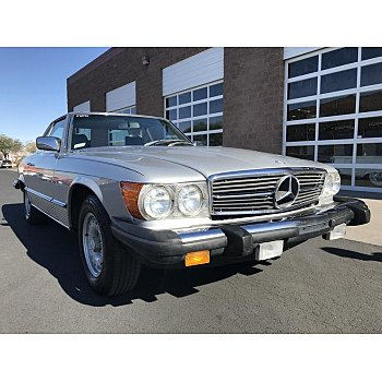 1983 Mercedes-Benz 380SL for sale 101060490