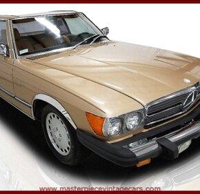 1983 Mercedes-Benz 380SL for sale 100924483