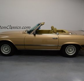 1983 Mercedes-Benz 380SL for sale 101017082