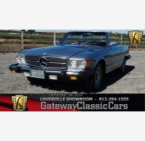 1983 Mercedes-Benz 380SL for sale 101048010