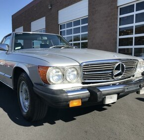 1983 Mercedes-Benz 380SL for sale 101060490