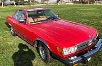 1983 Mercedes-Benz 380SL for sale 101070876