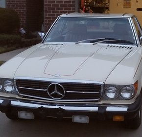 1983 Mercedes-Benz 380SL for sale 101077454