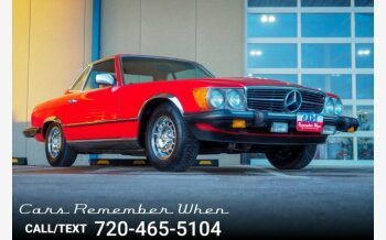 1983 Mercedes-Benz 380SL for sale 101092539