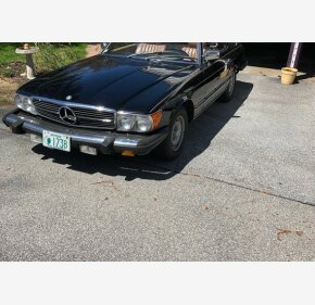 1983 Mercedes-Benz 380SL for sale 101147776