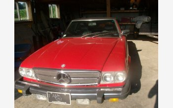 1983 Mercedes-Benz 380SL for sale 101176490