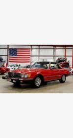1983 Mercedes-Benz 380SL for sale 101207006