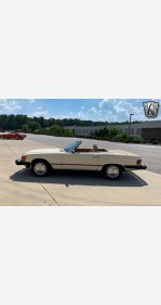 1983 Mercedes-Benz 380SL for sale 101207219