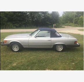1983 Mercedes-Benz 380SL for sale 101213418