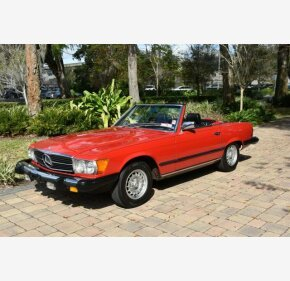 1983 Mercedes-Benz 380SL for sale 101219280