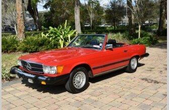 1983 Mercedes-Benz 380SL for sale 101219280