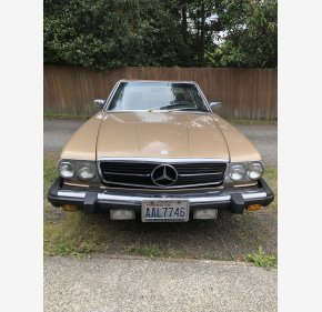 1983 Mercedes-Benz 380SL for sale 101221709