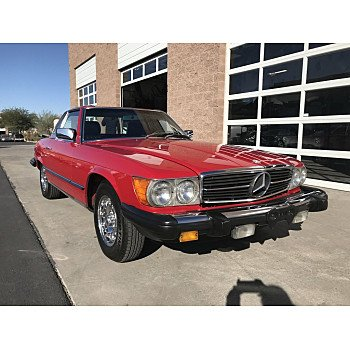 1983 Mercedes-Benz 380SL for sale 101239759