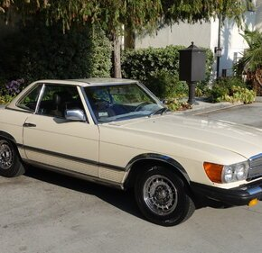 1983 Mercedes-Benz 380SL for sale 101245712