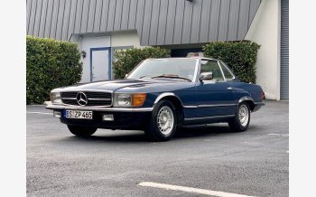 1983 Mercedes-Benz 380SL for sale 101252183