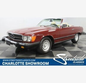 1983 Mercedes-Benz 380SL for sale 101282101