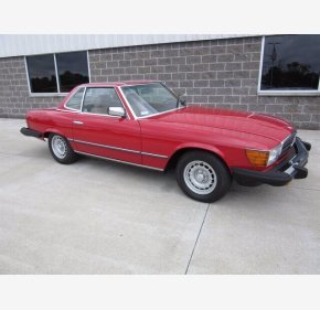 1983 Mercedes-Benz 380SL for sale 101299216