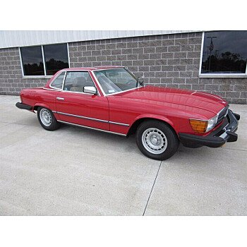 1983 Mercedes-Benz 380SL for sale 101299216