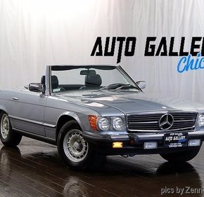 1983 Mercedes-Benz 380SL for sale 101334051