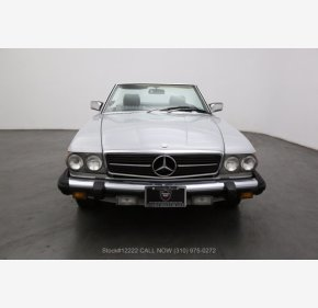 1983 Mercedes-Benz 380SL for sale 101360592