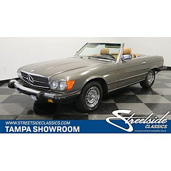 1983 Mercedes-Benz 380SL for sale 101389402