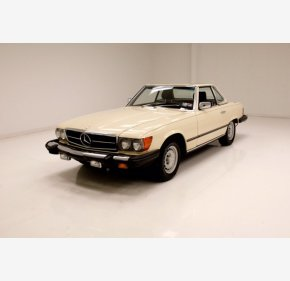 1983 Mercedes-Benz 380SL for sale 101405217