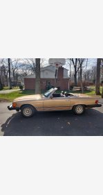1983 Mercedes-Benz 380SL for sale 101437006