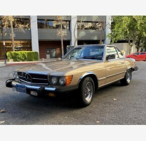 1983 Mercedes-Benz 380SL for sale 101439096