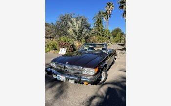 1983 Mercedes-Benz 380SL for sale 101579119