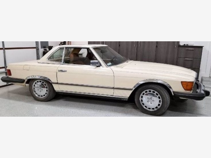 1983 Mercedes-Benz 380SL for sale 101587014