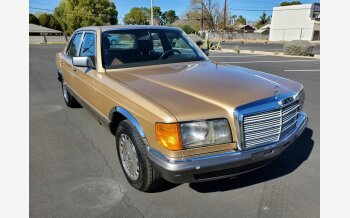 1983 Mercedes-Benz 500SE for sale 101360975