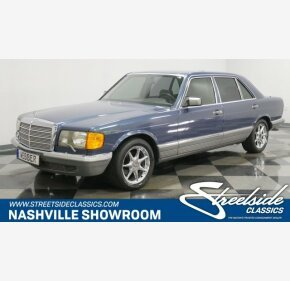 1983 Mercedes-Benz 500SEL for sale 101173934